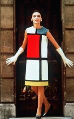 Mondrian Yves Saint Laurent Dress