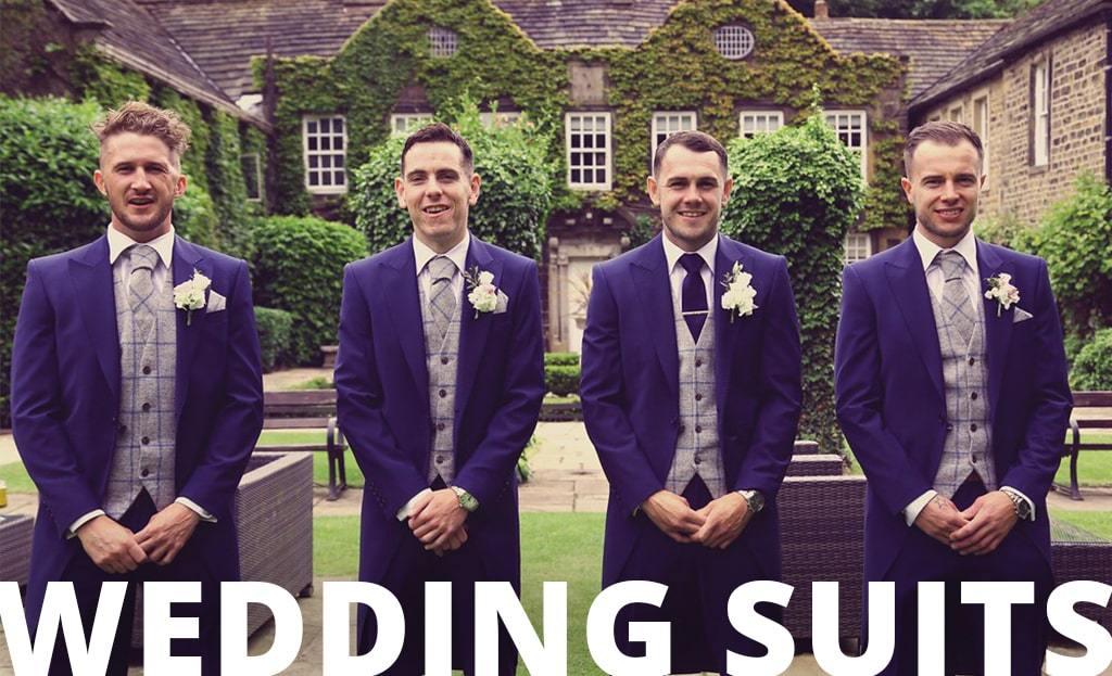 The 10 Best Wedding Suit Shops in Sheffield