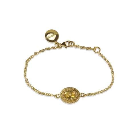 Luccichio Citrine Bracelet
