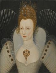 Queen Elizabeth I HEart Jewellery