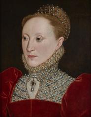 Queen Elizabeth I Baroque Pearls