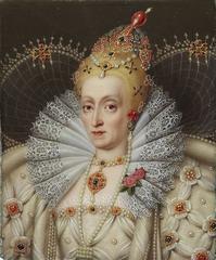 Queen Elizabeth I Rubies
