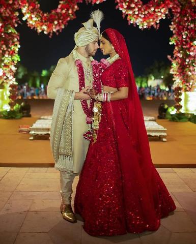 Nick Jonas Priyanka Chopra Wedding