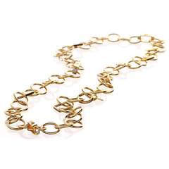 Gold Temple Chain Necklace | BuDhaGirl