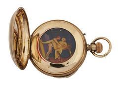 Erotic Timepiece