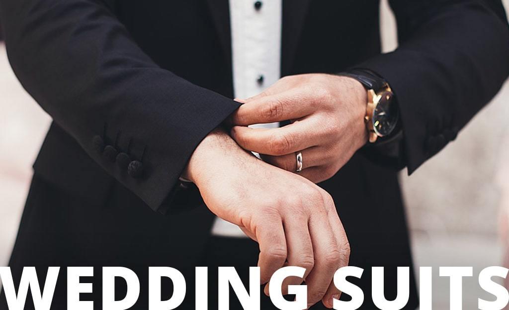 Top 10 Best Wedding Suit Shops in Leeds