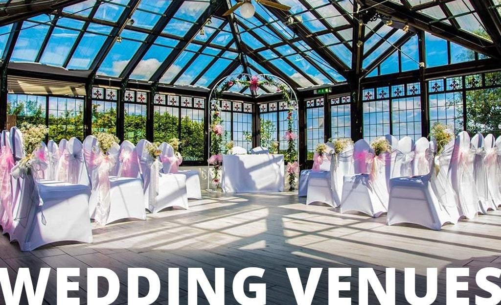 Top 10 Best wedding venues in Coventry