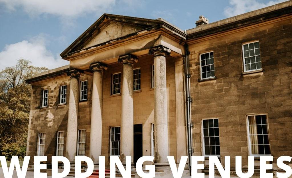 Top 10 Best Wedding Venues in Leeds