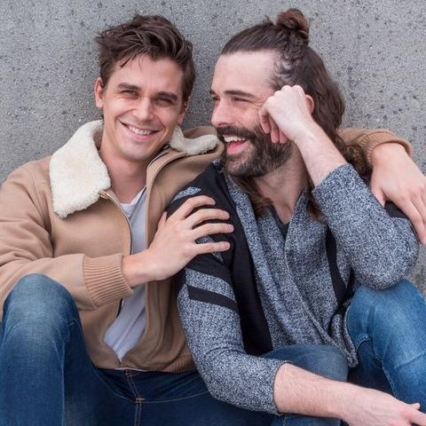 Queer Eye Jonathan and Antoni