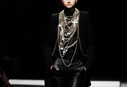 Givency Layered Look