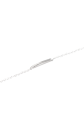 Sterling Silver Barre Bracelet