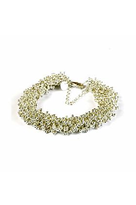 Interwoven Shimmer Bracelet