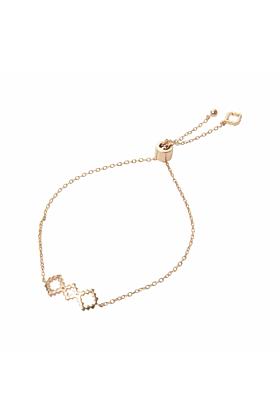 Baori Silhouette Bracelet Rose Gold Vermeil