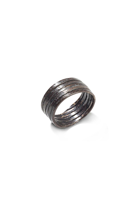 Sterling Silver Cooper Ring