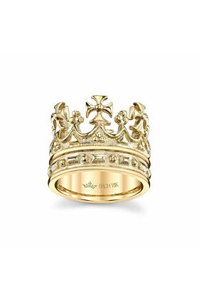 Queen Elizabeth Crown Ring