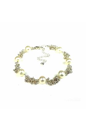 Pearl Shimmer Bracelet