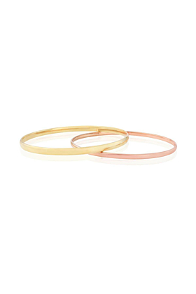 9kt Gold Brompton Bangle