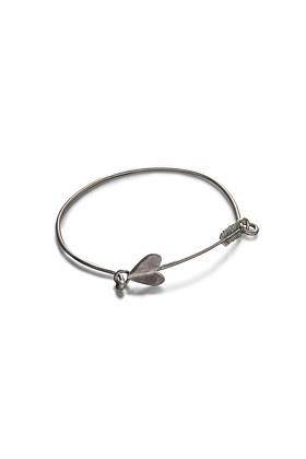 Sterling Silver Cupid's Arrow Bracelet