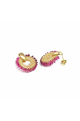 Goddess Sunset Link Earrings