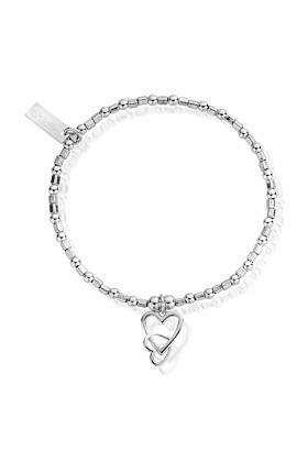 Mini Cube Interlocking Love Heart