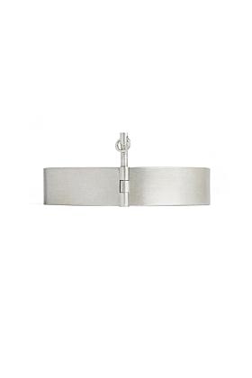 Sterling Silver Restrain Minimalistic Cuff