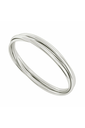Diana Russian Rings In Sterling Silver