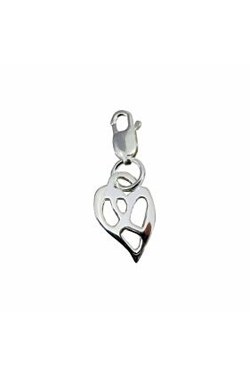 Sterling Silver Ae Fond Kiss Charm