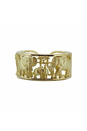 Serengeti Elephant Bracelet