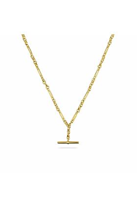 De Beauvoir Two Gold Necklace