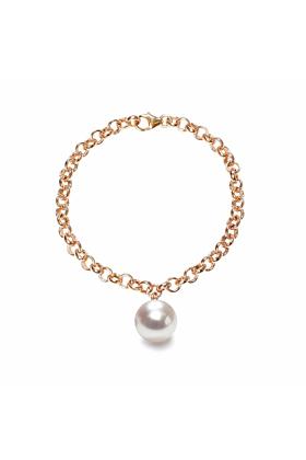 14kt Gold Magna Pearl Bracelet