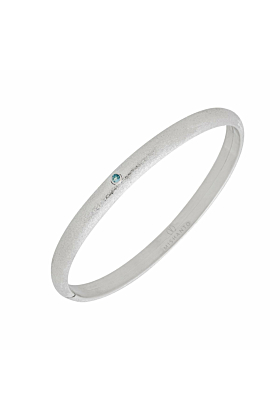 Blue Topaz Veneto Bangle