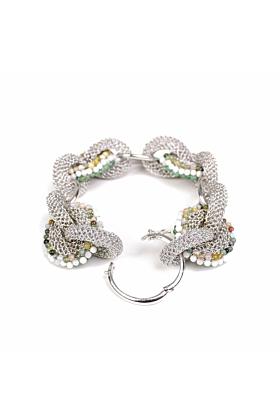 Goddess Link Agate Bracelet