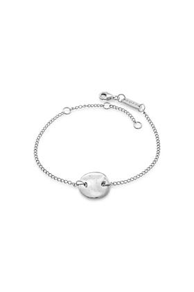 Sterling Silver Disco Inferno Bracelet
