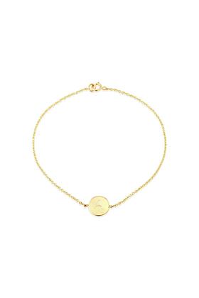 9kt Gold Westbourne Bracelet