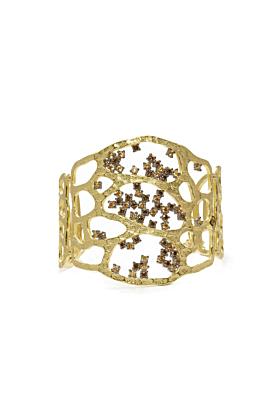 Yellow Gold Plated ATACAMA Bracelet