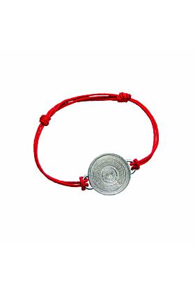 Sterling Silver Coiffe Bracelet