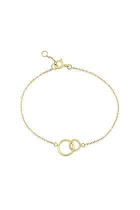 9kt Yellow Gold Kelso Bracelet