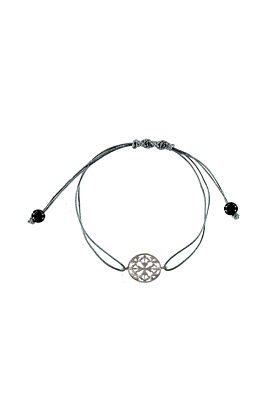 Sterling Silver Emotional Stability & Letting Go Bracelet