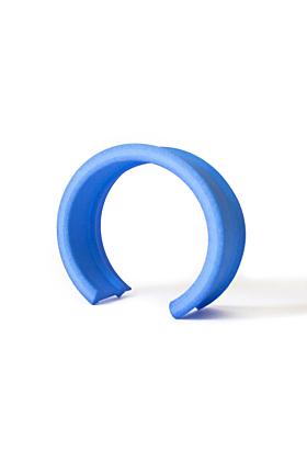 MyCity Tehran Thin Cuff In Blue