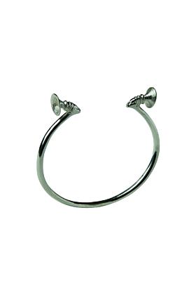Sterling Silver Nobosudru Bangle Bracelet