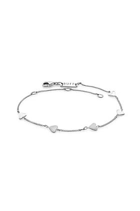 Sterling Silver Five String Serenade Bracelet