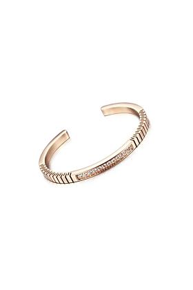 Rose Gold Roman Bracelet