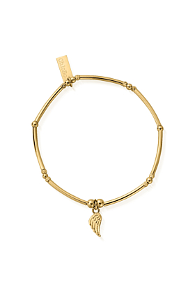 Gold Divinity Within Bracelet