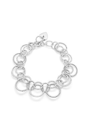 Harmony Double Circles Bracelet