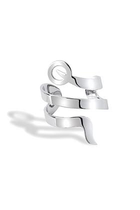 Sterling Silver Snaketric Cuff Bracelet