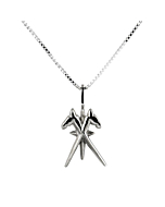 Lucky Star Horse Necklace