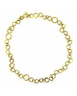 18kt Gold Bubble Bracelet
