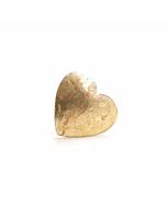 14kt Gold Heart Single Earring