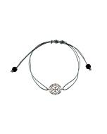 Sterling Silver Emotional Stability & Letting Go Bracelet
