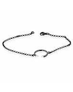 Circling Oxidised Bracelet